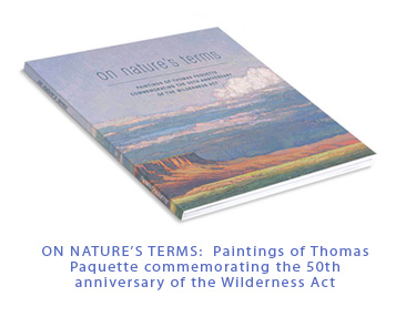 On Nature's Terms - Thomas Paquette catalogue